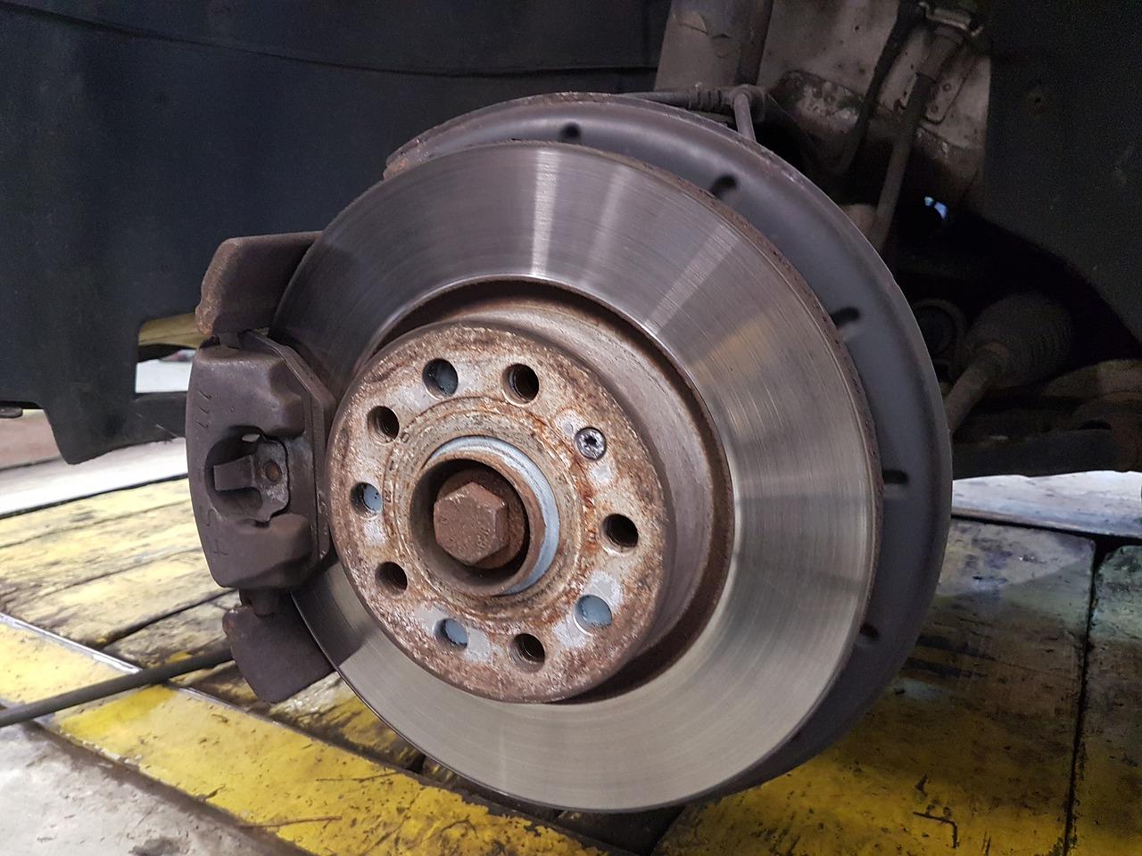 car, brake, brake disc